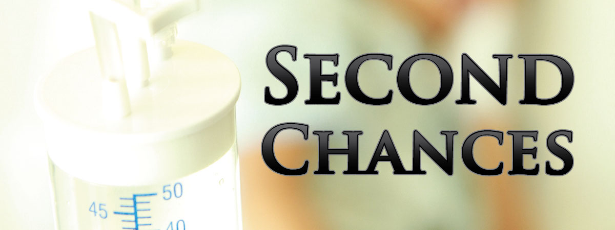 """Second Chances"" by K Bethany Sawyer"