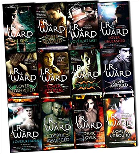 Win the Ultimate J.R. Ward Prize Pack!